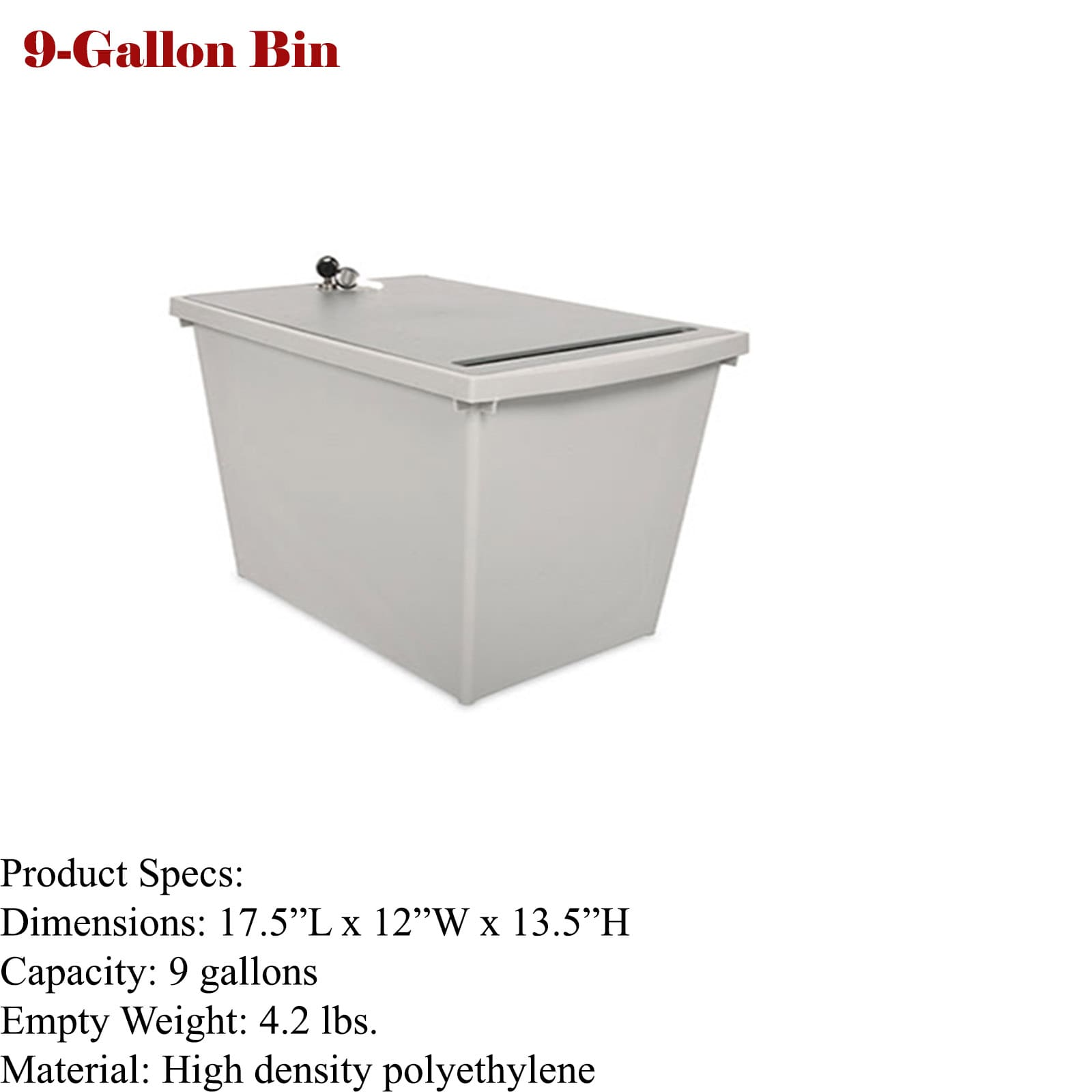9-gallons